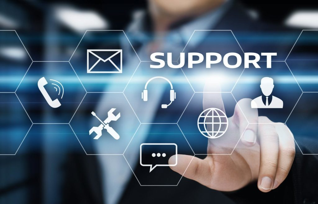 IT Support & Marketing